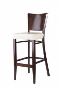 Coco Barstool Upholstered Seat
